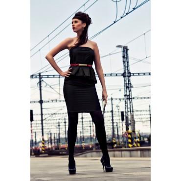 Dvoudílné dámské šaty - DARK MOON