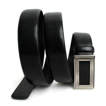 Pánský kožený pásek - WINGO
